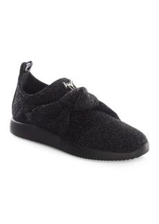 Giuseppe Zanotti Glitter Stretch Sneakers