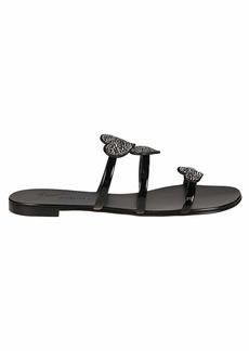 Giuseppe Zanotti Heart Strap Sandals