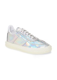 Giuseppe Zanotti Iridescent Low Top Sneaker (Women)