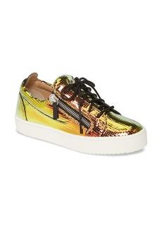 Giuseppe Zanotti Iridescent Sneaker (Women)