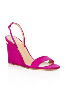 Giuseppe Zanotti Kloe Slingback Wedge Sandals