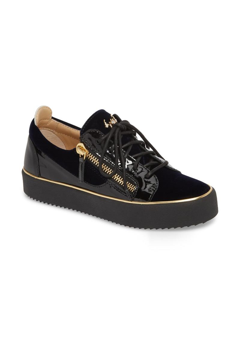 Giuseppe Zanotti Low Top Sneaker (Women)