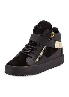 Giuseppe Zanotti May London High-Top Sneaker
