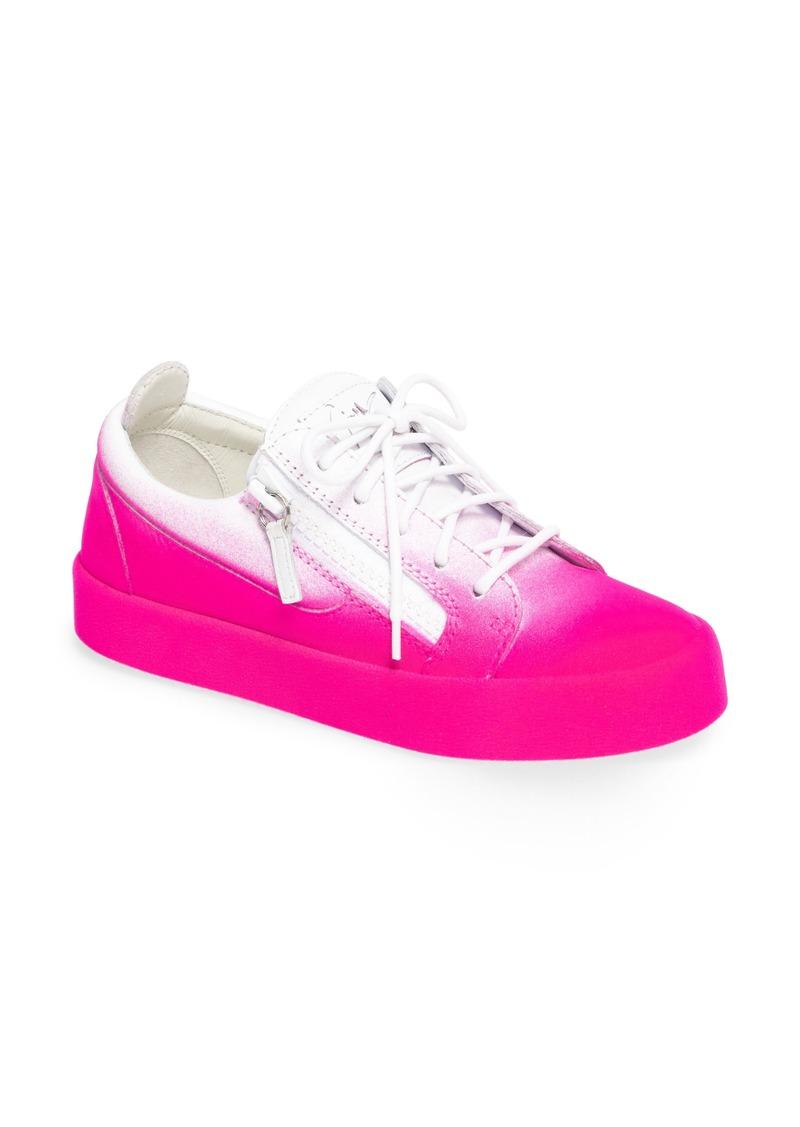 7da989a3c5bce Giuseppe Zanotti Giuseppe Zanotti May London Low Top Sneaker (Women ...
