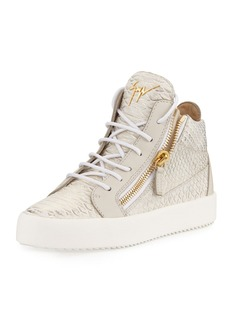 Giuseppe Zanotti May London Ofelia High-Top Sneaker