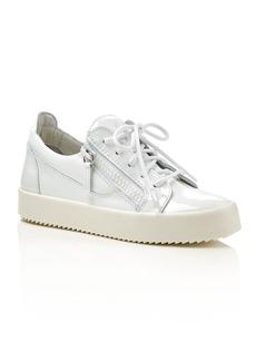 Giuseppe Zanotti Maylondon Lace Up Sneakers