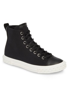 Giuseppe Zanotti Mid Top Double Lace Sneaker (Men)