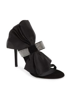 Giuseppe Zanotti Ruffle Sandal (Women)