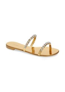 Giuseppe Zanotti Star Double Band Slide Sandal (Women)