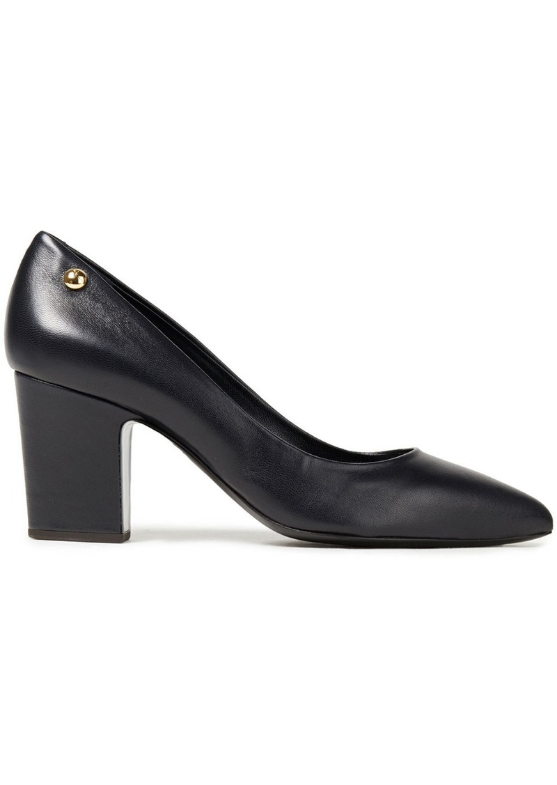 Giuseppe Zanotti Woman Leather Pumps Black