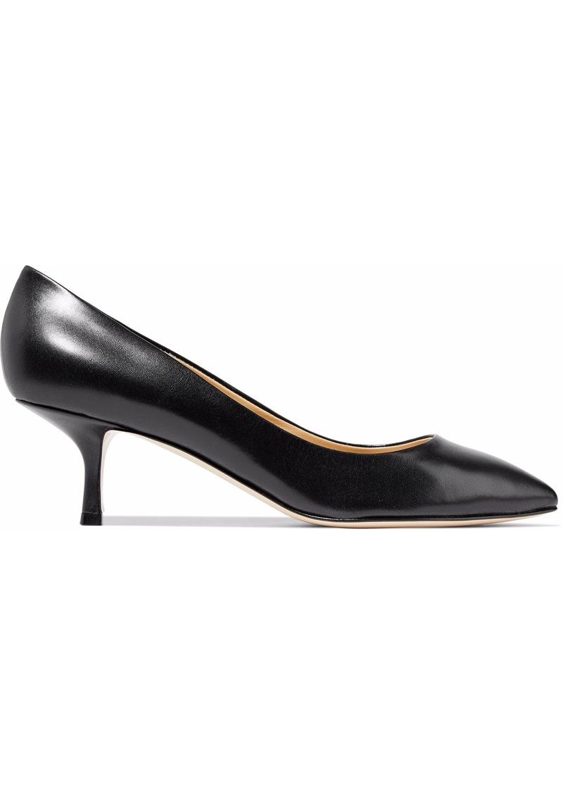 Giuseppe Zanotti Woman Leather Pumps Black