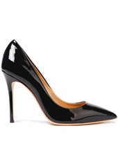 Giuseppe Zanotti Woman Lucrezia 105 Patent-leather Pumps Black