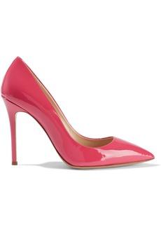 Giuseppe Zanotti Woman Lucrezia 105 Patent-leather Pumps Bubblegum