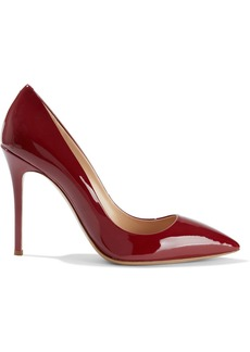 Giuseppe Zanotti Woman Lucrezia 105 Patent-leather Pumps Claret