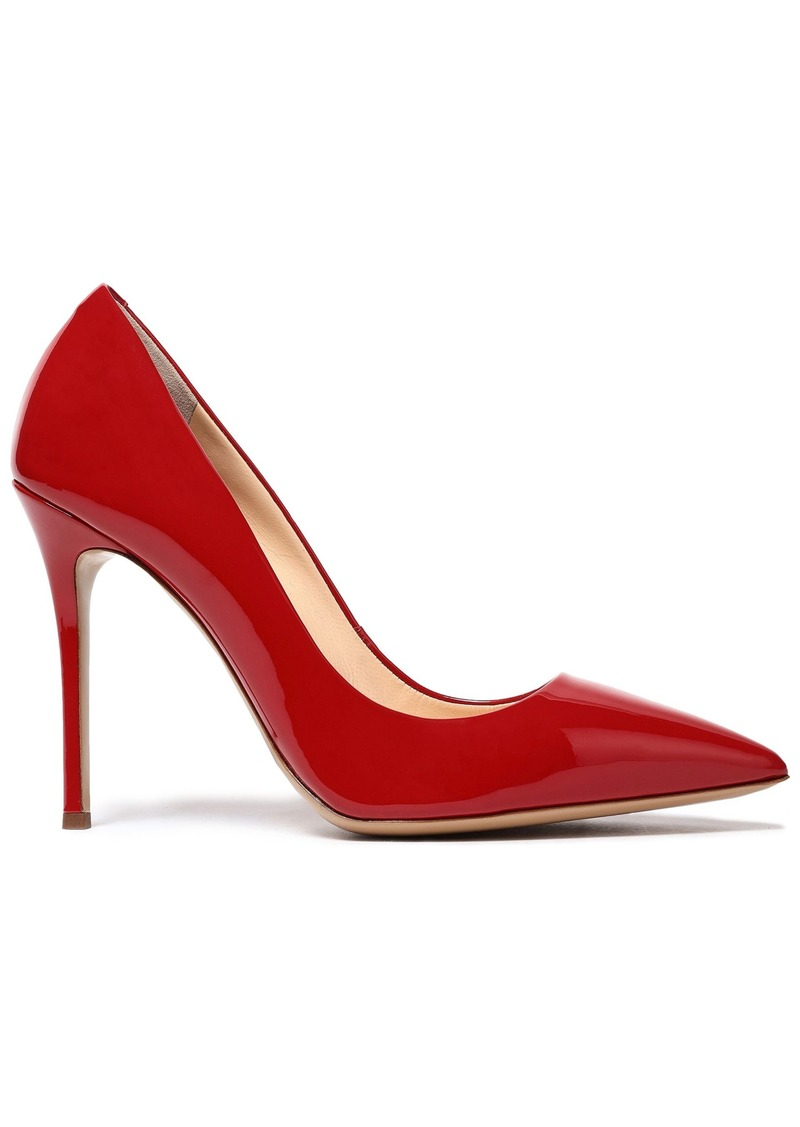 Giuseppe Zanotti Woman Lucrezia 105 Patent-leather Pumps Red