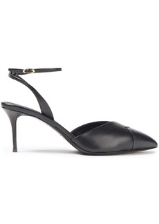 Giuseppe Zanotti Woman Lucrezia 70 Leather Pumps Black