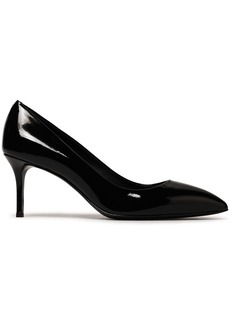 Giuseppe Zanotti Woman Lucrezia 70 Patent-leather Pumps Black