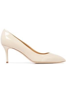 Giuseppe Zanotti Woman Lucrezia 70 Patent-leather Pumps Neutral