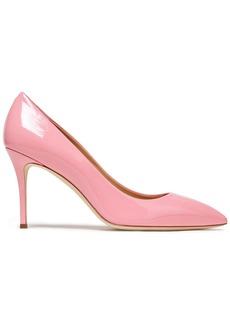 Giuseppe Zanotti Woman Lucrezia 90 Patent-leather Pumps Bubblegum