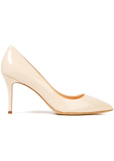 Giuseppe Zanotti Woman Lucrezia 90 Patent-leather Pumps Cream