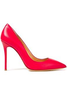 Giuseppe Zanotti Woman Lucrezia Leather Pumps Red
