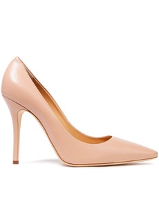 Giuseppe Zanotti Woman Notte 105 Leather Pumps Blush