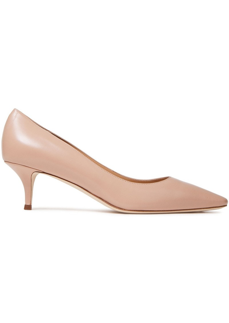 Giuseppe Zanotti Woman Notte Leather Pumps Blush