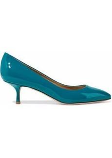 Giuseppe Zanotti Woman Patent-leather Pumps Turquoise