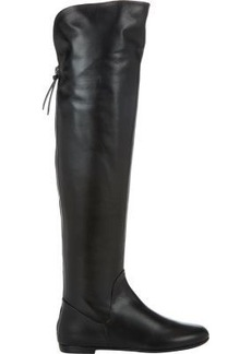 Giuseppe Zanotti Women's Back-Zip Over-the-Knee Boots