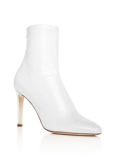 Giuseppe Zanotti Women's Bimba Stretch Neoprene Sock Booties