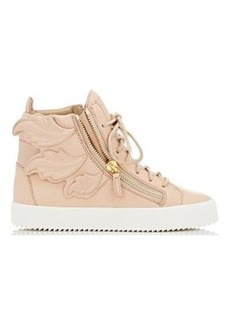 "Giuseppe Zanotti Women's ""Cruel"" Double-Zip Sneakers"