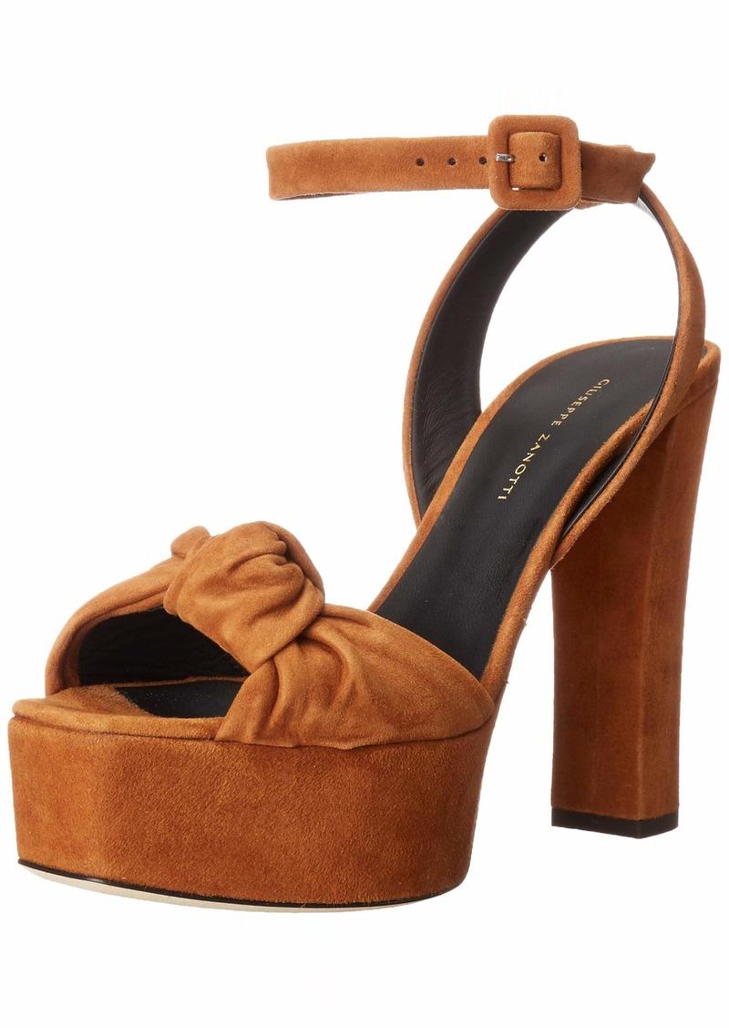 Giuseppe Zanotti Women's E000053 Heeled Sandal sella  B US