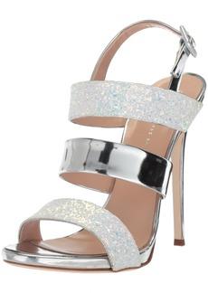 Giuseppe Zanotti Women's E00112 Heeled Sandal   B US