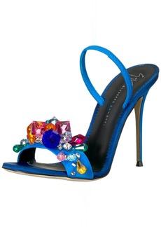 Giuseppe Zanotti Women's E800075 Heeled Sandal   B US
