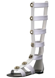 Giuseppe Zanotti Women's E800184 Flat Sandal  7.5 B US
