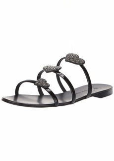 Giuseppe Zanotti Women's E900017 Flat Sandal   Medium US