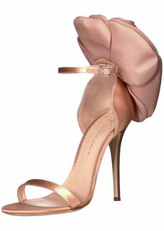 Giuseppe Zanotti Women's E900045 Heeled Sandal salmone  Medium US