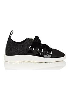 Giuseppe Zanotti Women's Glitter-Knit & Mesh Sneakers