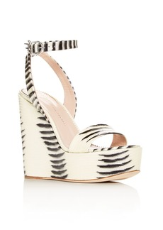 Giuseppe Zanotti Women's Gypsy Wedge Platform Sandals