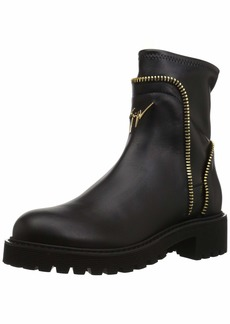 Giuseppe Zanotti Women's I870048 Combat Boot  7 B US