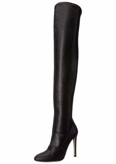 Giuseppe Zanotti Women's I880018 Over The Over The Knee Boot  6.5 B US