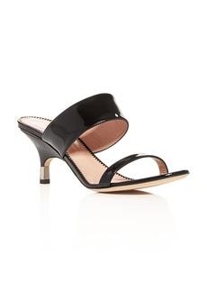 Giuseppe Zanotti Women's Kitten-Heel Slide Sandals