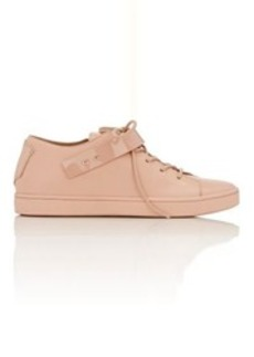 Giuseppe Zanotti Women's Leather Ankle-Strap Low-Top Sneakers