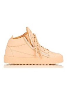 Giuseppe Zanotti Women's Leather Double-Zip Sneakers