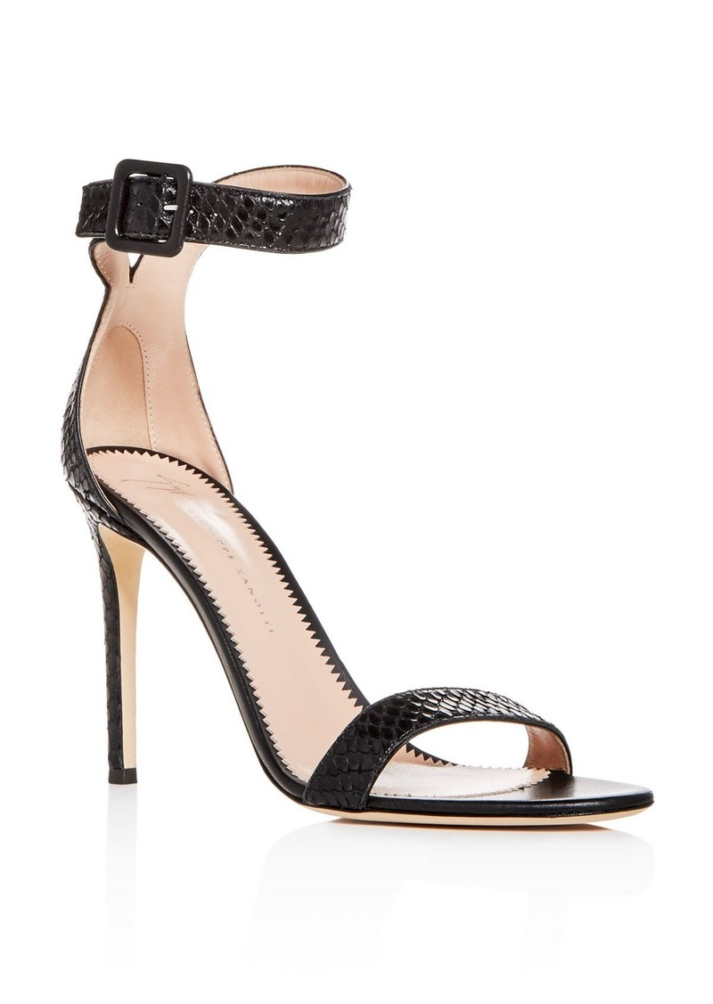 Giuseppe Zanotti Women's Neyla Ankle-Strap High-Heel Sandals