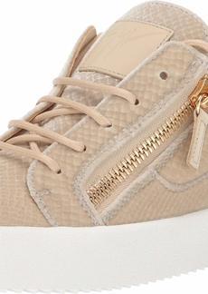 Giuseppe Zanotti Women's RW90013 Sneaker Favorite/Off-White 5 B US