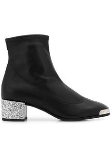 Giuseppe Zanotti glitter embellished boots