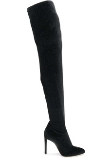 Giuseppe Zanotti Glitter over-the-knee boots