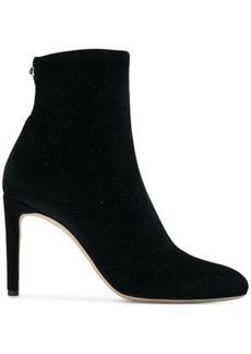 Giuseppe Zanotti glitter sock ankle boots