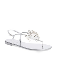 Guiseppe Zanotti Flower Burst Sandal (Women)